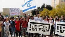 Netanyahu cancela un acuerdo para aceptar a la mitad de los solicitantes de asilo africanos