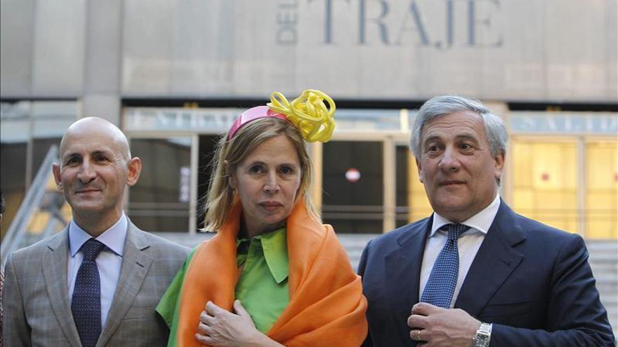"""Tajani cree necesario defender el diseño europeo porque es un """"sector llave"""""""