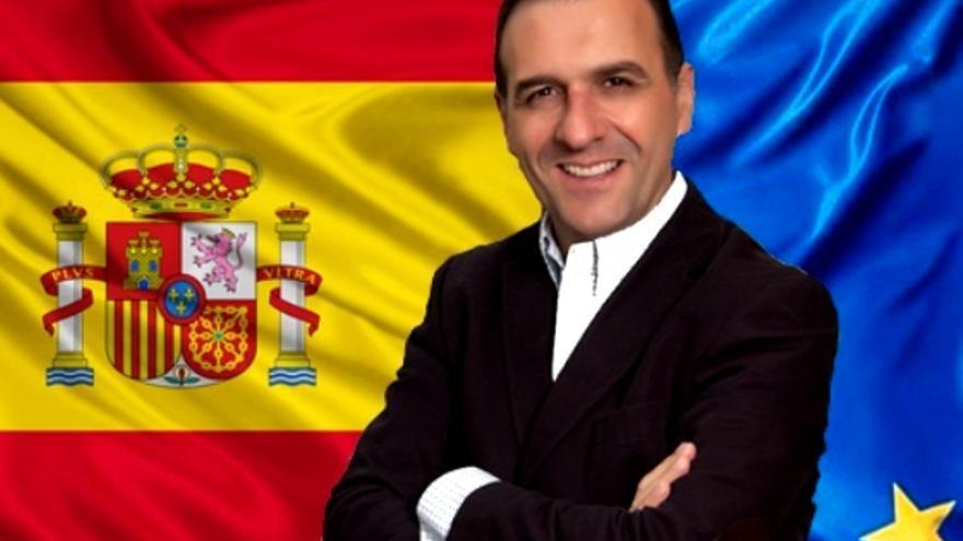 Juan Antonio Morales Álvarez, diputado de la Asamblea de Extremadura por el PP y alcalde de Lobón