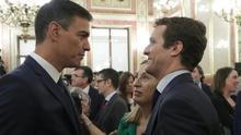 Los mensajes de Cosidó revientan el único acuerdo entre el Gobierno de Sánchez y el PP de Casado