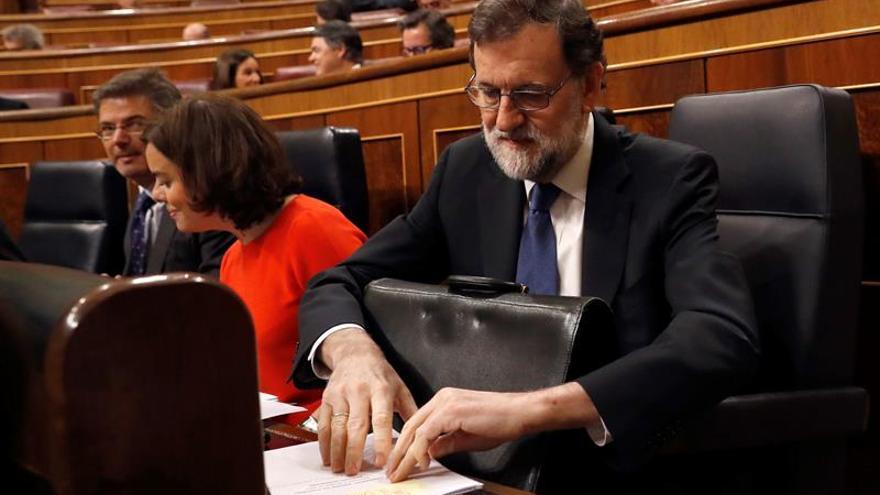Rajoy traslada su solidaridad al opositor venezolano Henrique Capriles
