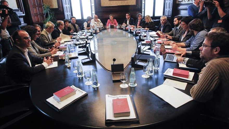 La Junta de Portavoces del Parlament arranca envuelta en polémica y sin el PP
