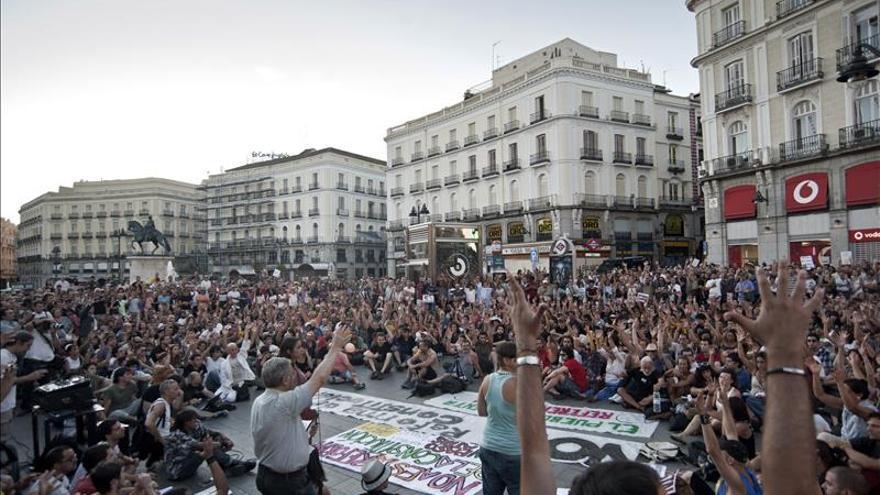 Manuela Carmena reivindica el papel del 15-M en la regeneración democrática