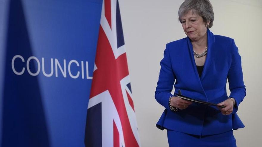 El margen por el que pierda May la votación, clave para el futuro del brexit