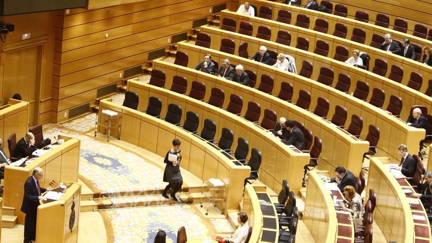 Unidos Podemos, ERC, Bildu y CDC no firman un texto impulsado en el Senado para condenar la agresión de Alsasua