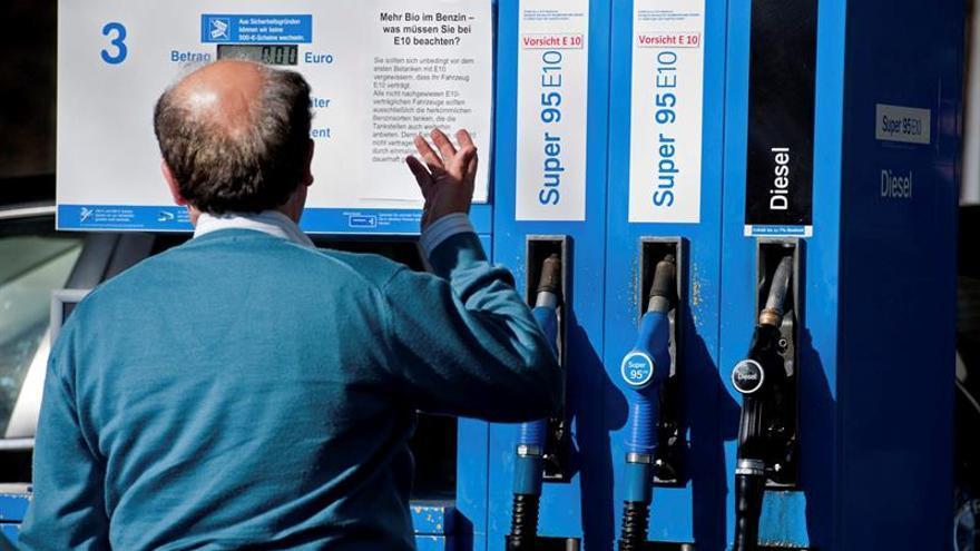 En pie de guerra contra el alto precio de la gasolina en Portugal