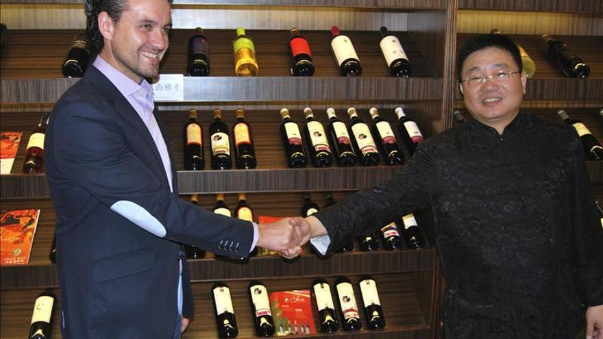 España abre su primera escuela de enología y viticultura en China