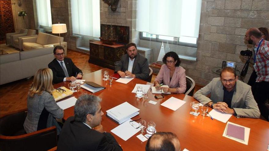 Herrera reconoce tensiones en la cumbre de Mas con los partidos proconsulta