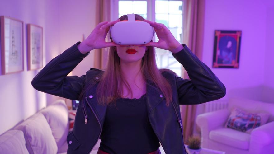 Plataforma de conciertos en realidad virtual 'Singulive'