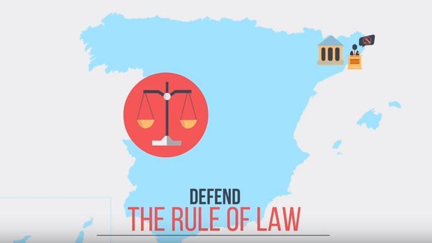 Captura vídeo Catalunya EEUU