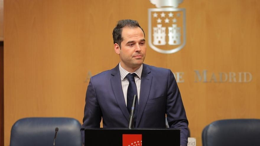 Ignacio Aguado ya es oficialmente candidato de Ciudadanos a la Comunidad de Madrid
