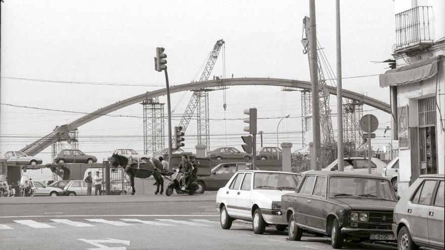 Puente de la Barqueta. Paco Cazalla