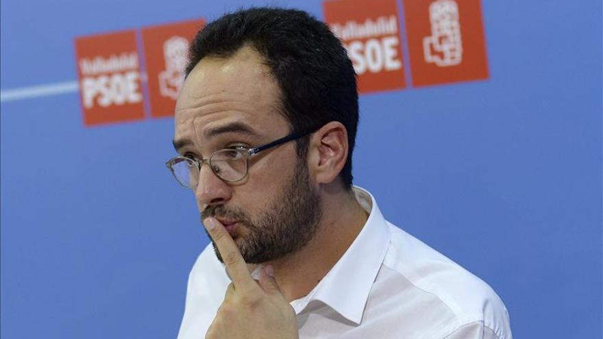 """El PSOE denuncia un """"indulto encubierto"""" del Gobierno a Jaume Matas"""
