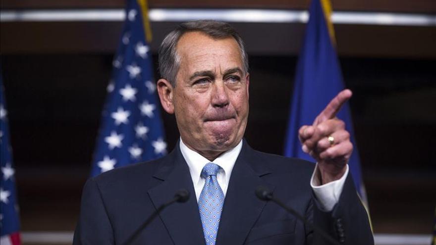 Obama se prepara para trabajar con un Congreso republicano