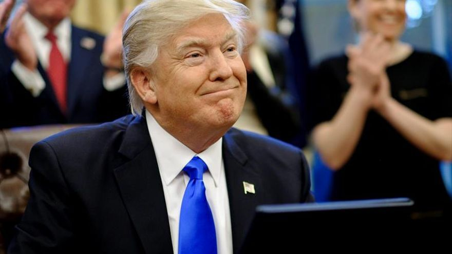 Trump reafirma el compromiso de EE.UU. con la seguridad de Corea del Sur
