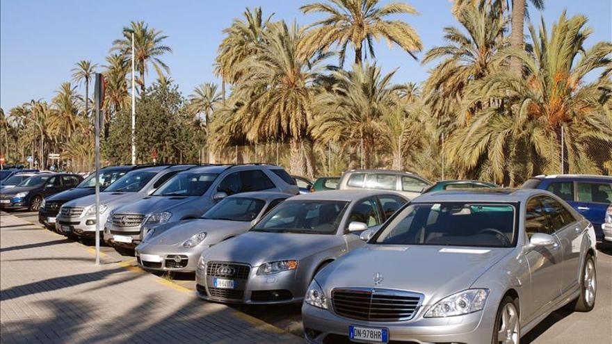 Cae una banda que vendía coches de lujo robados en Málaga en Europa del este