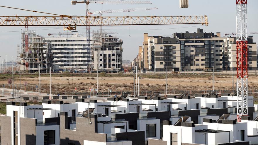 El precio de la vivienda se estabiliza y crece un 0,5 % en el primer trimestre