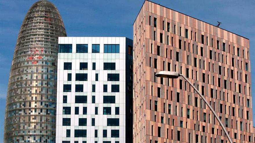 La torre Agbar podrá alquilar oficinas el primer semestre de 2018