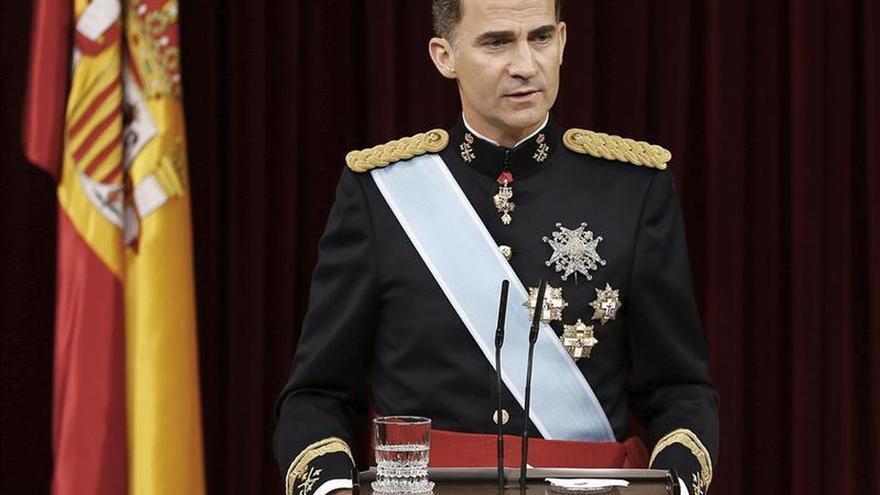 El primer mensaje de Navidad de Felipe VI podrá seguirse también en Twitter