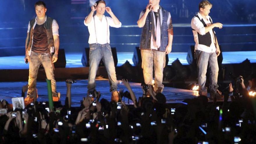 El grupo de pop irlandés Westlife anuncia su vuelta a la música