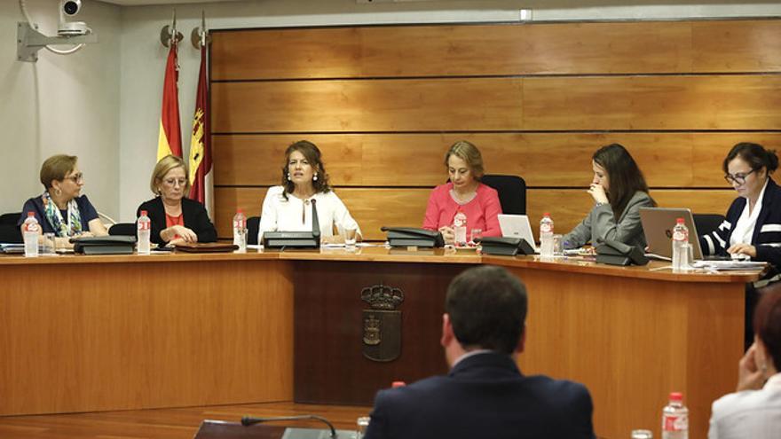 Comisión de Bienestar Social FOTO: JCCM