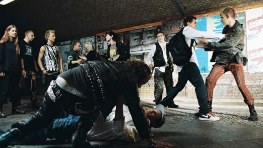 Fotograma de 'La Ola' (2008)