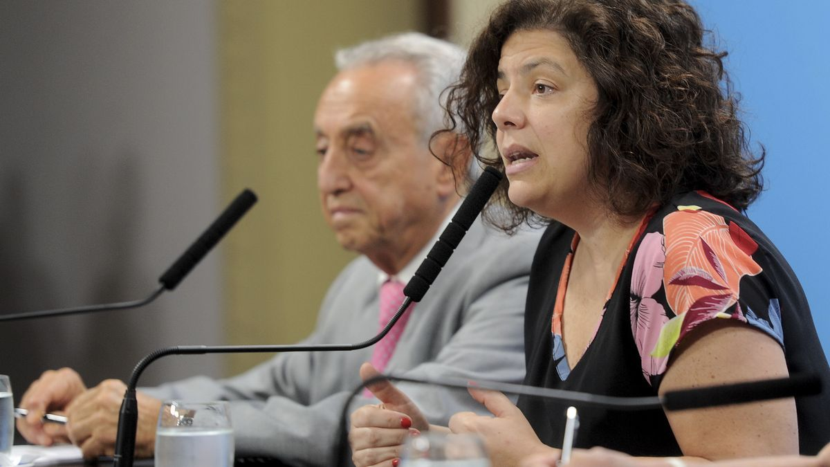 Carla Vizzotti reemplazará a Ginés González García