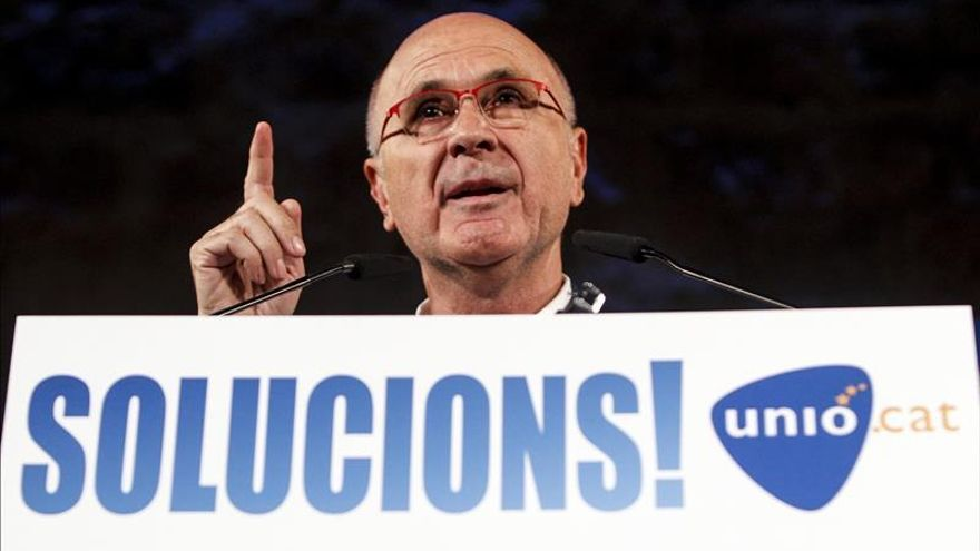 "Duran acusa a CDC de llevar a Cataluña al ""colapso institucional"""