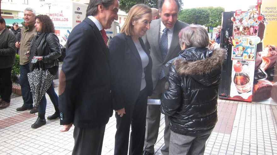 """Pastor pide """"apoyo mayoritario"""" para Calderón en Torrelavega para dar """"solución"""" a la integración ferroviaria"""