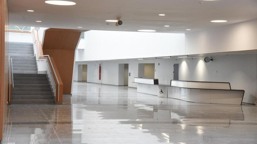 El nuevo Hospital Universitario de Toledo / JCCM