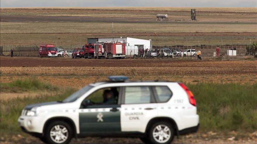 Soria traslada el pésame a los familiares de los 6 fallecidos en pirotecnia