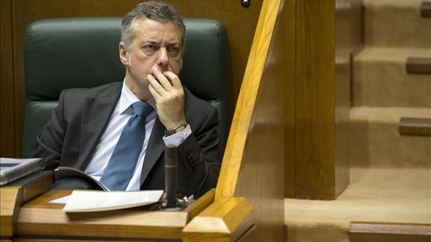Urkullu dice que el nuevo estatus para Euskadi no es un problema, sino una necesidad
