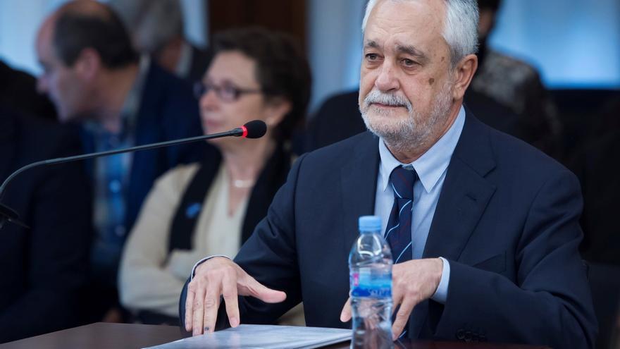 """Griñán resalta que la Cámara de Cuentas """"nunca"""" hizo """"tacha de ilegalidad"""" del programa 31L"""