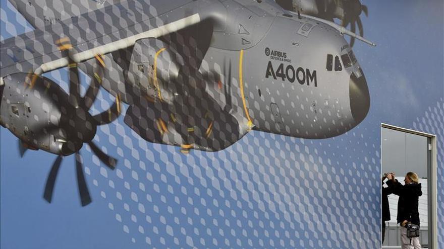"""Airbus cree que es """"muy pronto"""" para saber las causas del accidente del A400M"""