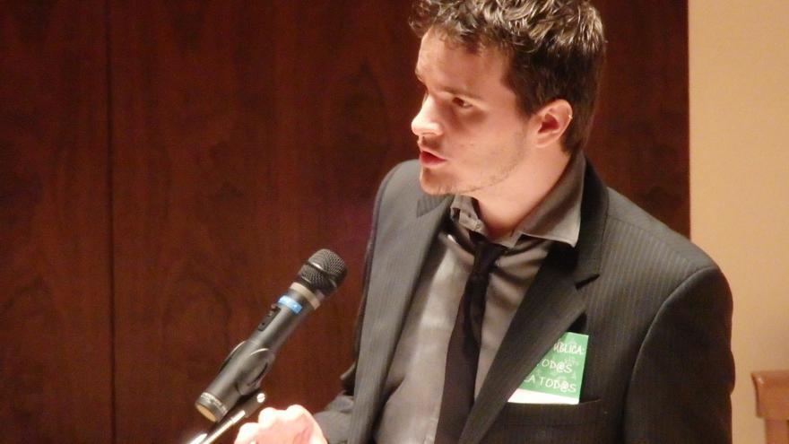 Jorge Margaluf, Premio Nacional en Ciencias Matemáticas y Ciencias Físicas de la promoción 2010-2011.