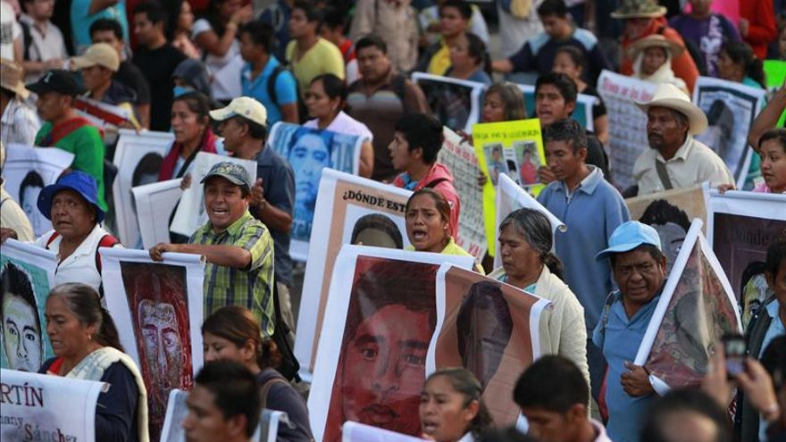 La CIDH evalúa visitar México y sigue sopesando ayudar a buscar a los estudiantes desaparecidos