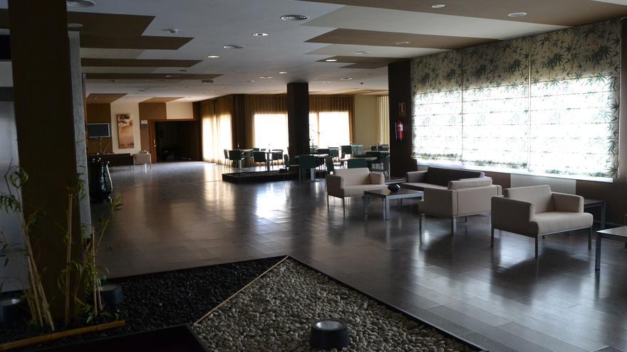 Cafetería del hotel del CIO Mijas | N.C.