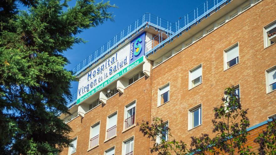 Hospital Virgen de la Salud Toledo SESCAM