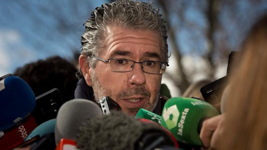 Granados al juez: Rajoy destapó Gürtel y dijo a Aguirre que lo parara