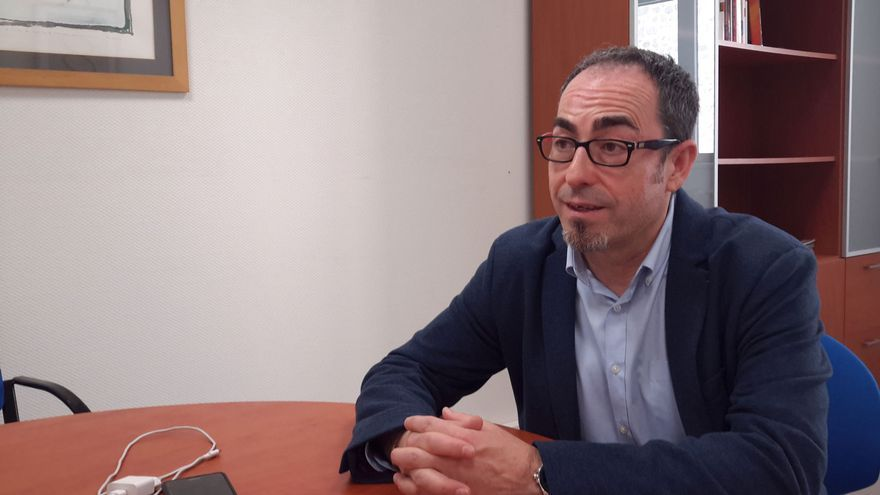 Francisco de la Rosa, secretario regional de CCOO