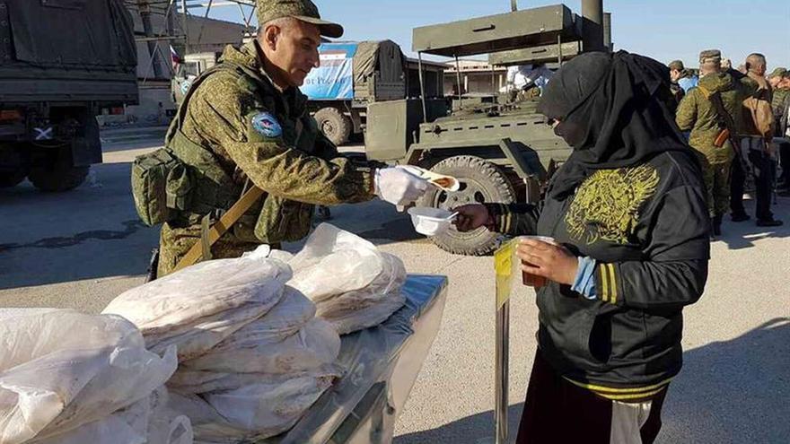 Nuevos bombardeos contra los barrios del este de la ciudad de Alepo