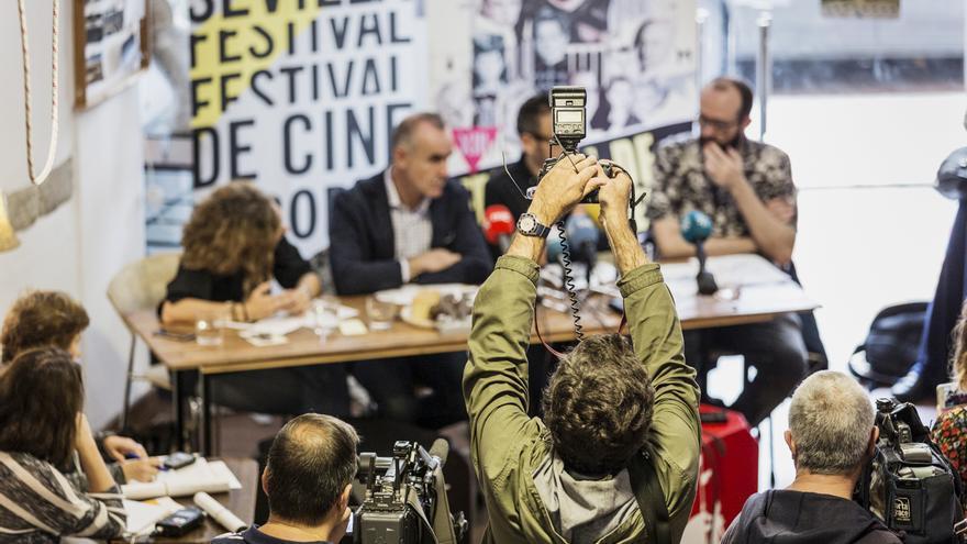 Presentación de la programación del Sevilla Festival de Cine Europeo