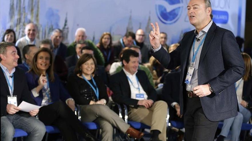 Fabra y otros posibles candidatos tratan de dar una imagen de tranquilidad