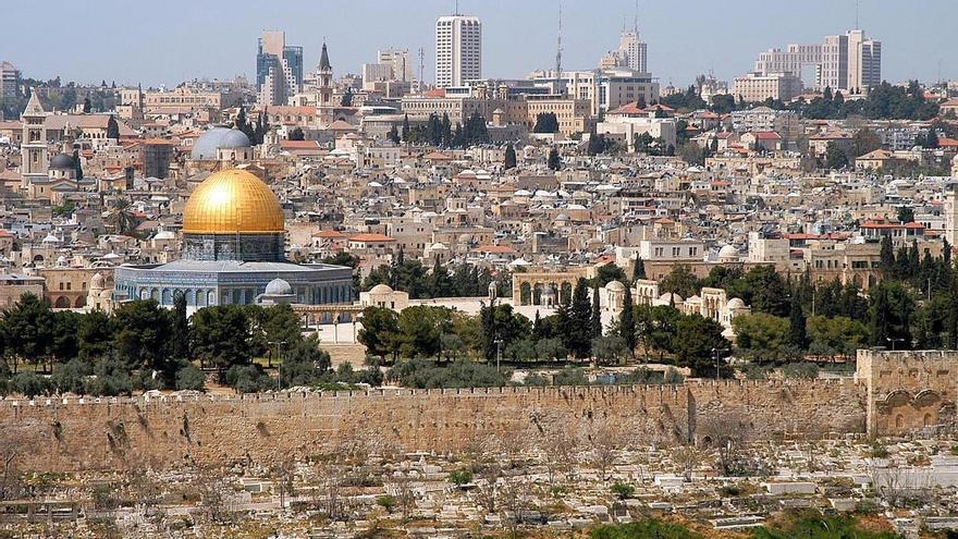 El número de turistas que visitan Israel se incrementa un 65% durante este año
