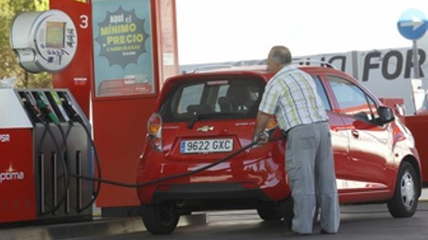 Gasolina, precios, diesel, combustible