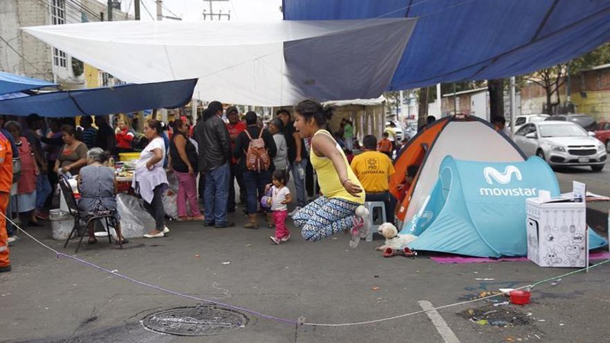 El miedo a flor de piel en México