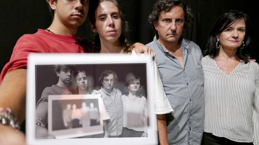 El Teatro Arriaga de Bilbao acoge el estreno de 'Galerna', dirigida por Ramón Barea