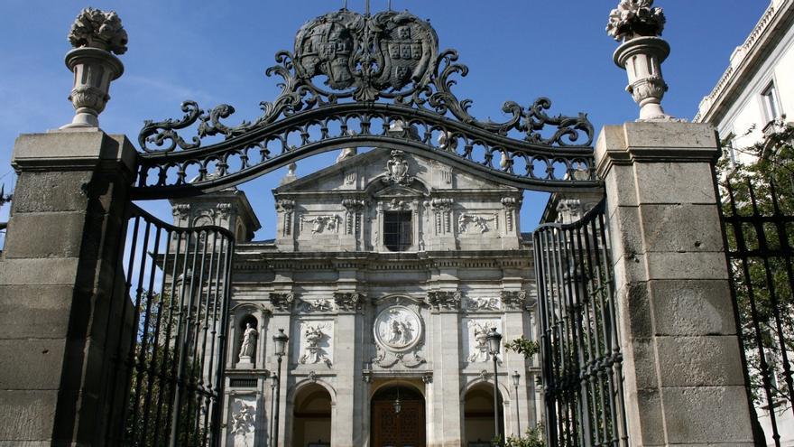Fachada del Palacio de Salesas I esmadrid