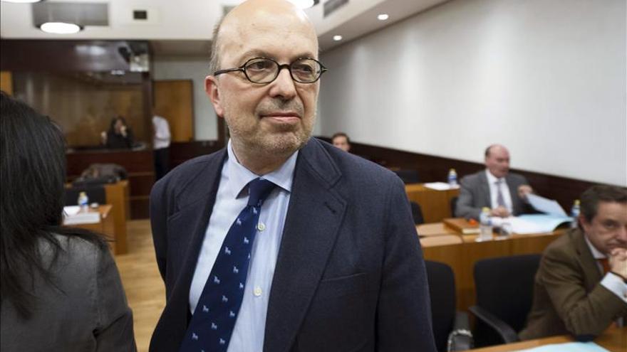 Nacho Villa, director general de RTVCM / Foto: EFE
