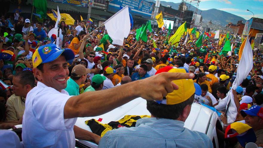 Finaliza el plazo para los sondeos sobre la intención de voto en Venezuela